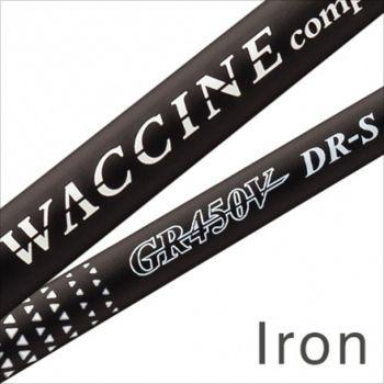 Waccine Compor New GR450V Iron Shaft Set