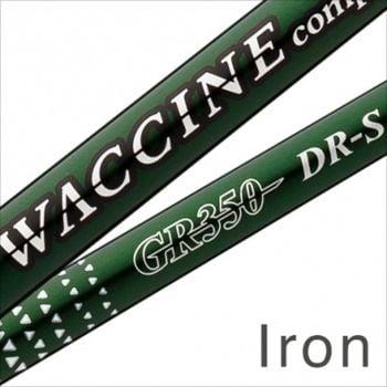 Waccine Compo New GR350 Iron Shaft Set