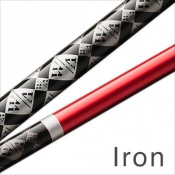 Waccine Compo New GR230 Iron Shaft Set