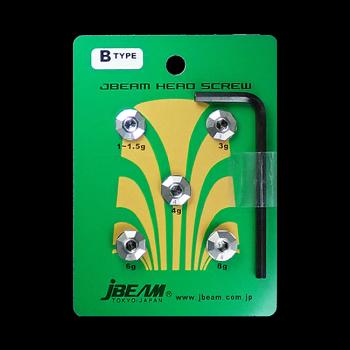 JBeam Head Screw B Type