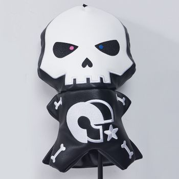 Como!Come! Baby Skull Stuffed Toy Driver Cover!
