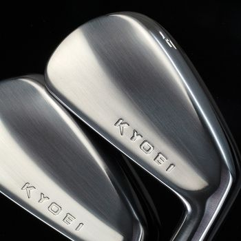 KYOEI MB 1964 Irons 3-PW ( 8pcs ) - Chrome Satin - Heads Only