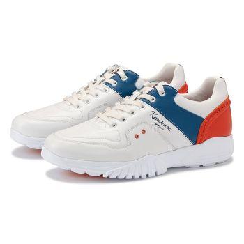 Kankura Golf Men's Challenge 01 - White/Blue/Orange