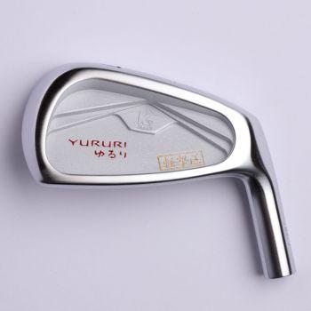 Yururi KM-0208 CNC Gekku Forged Iron 4-PW Heads Only