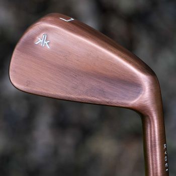 Kyoei Custom K1 Heritage Smoked Copper Iron
