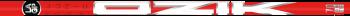 LA Golf Partners Ozik Red Tie Wood Shaft
