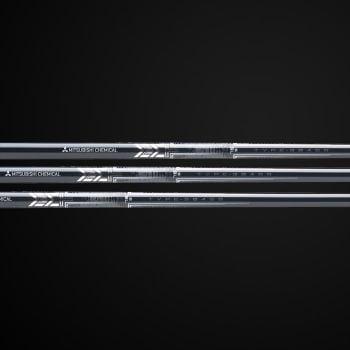 Mitsubishi Chemical MMT Taper Iron Shaft Set