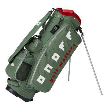 ONOFF OB0322 Stand Bag Green