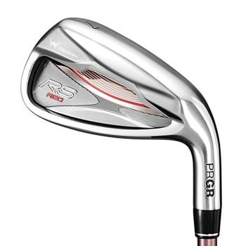 PRGR RS Red Ladies Irons 2019 7-SW ( 5pcs )