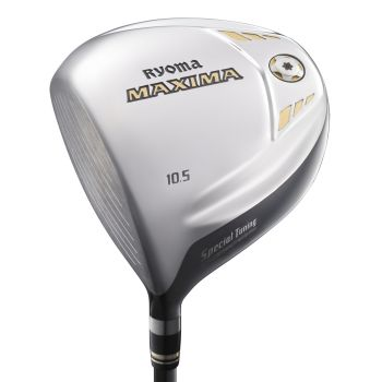 Ryoma Maxima Special Tuning Left Handed Driver Super Mirror