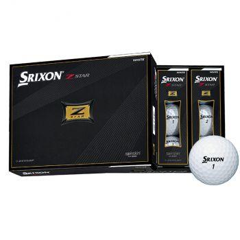 Srixon Z-Star Golf Ball 2021 - Dozen