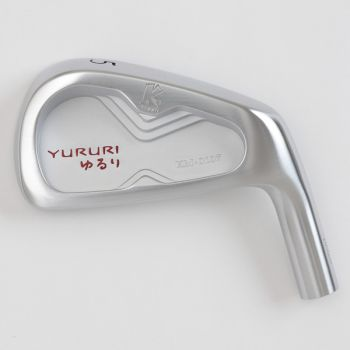 Yururi New KM-0107 CNC Gekku Iron 4-PW