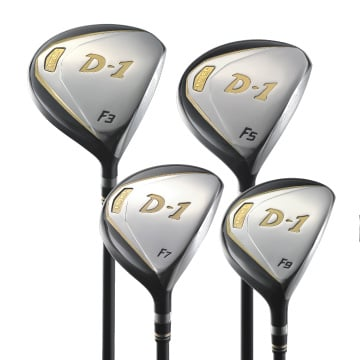 Ryoma Ladies D-1 F Fairway Wood