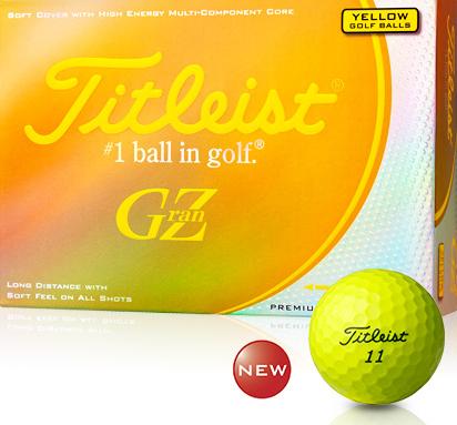 Titleist Japan 2014 GranZ Golf Ball 1 dozen