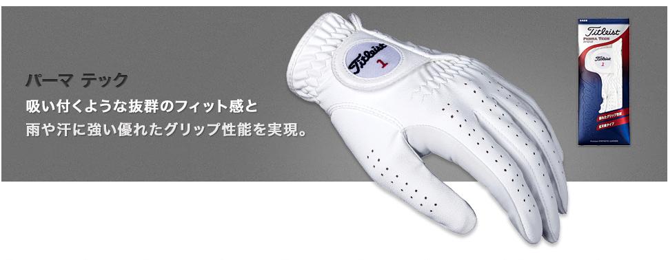 Titleist Japan 2014 Perma Tech Glove