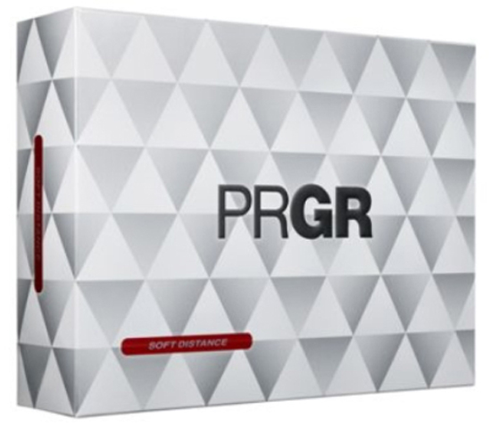 PRGR Soft Distance Golf Ball 1dz