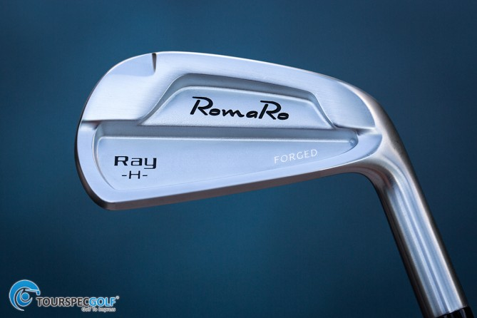 Romaro 2014 Ray H Forged Iron 5-PW