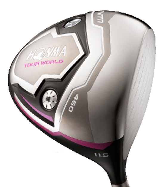Honma Ladies Tour World TW460 Forged Driver