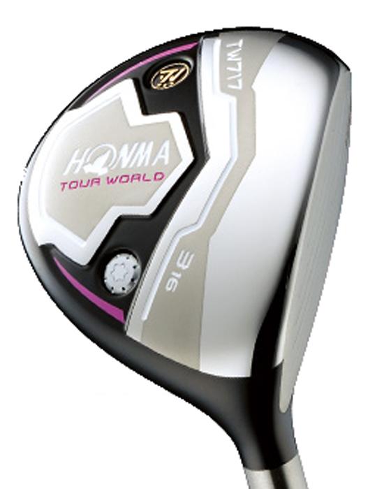 Honma Ladies Tour World TW717 Fairway Wood