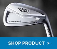 Honma Tour World TW727P Iron Set