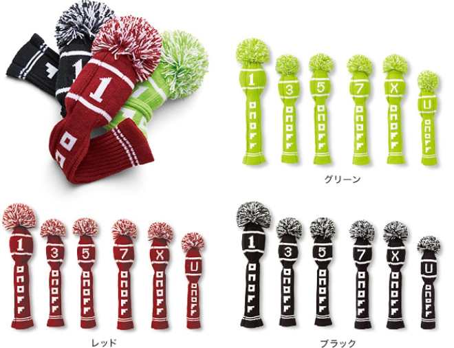 ONOFF Head Cover OH0314