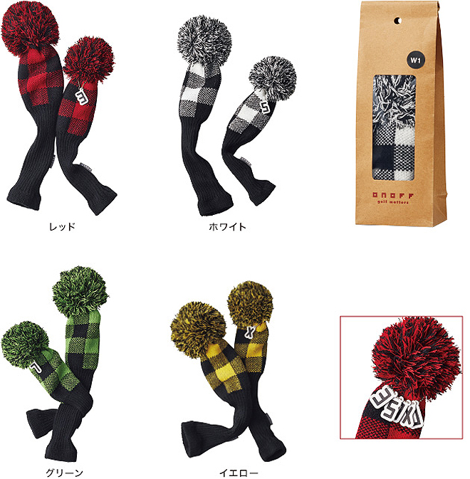 ONOFF Head Cover OH1316 - OH1416