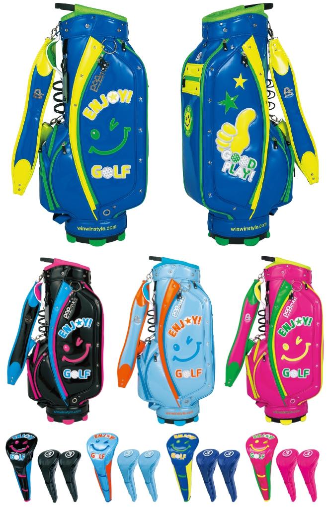 WinWin Style 2016 Enjoy Golf Caddy Bag
