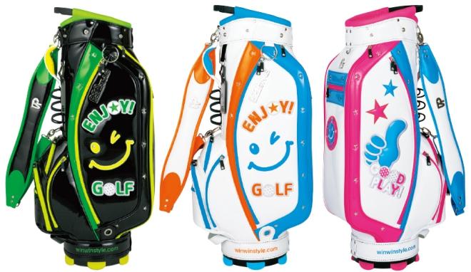 WinWin Style 2016 Enjoy Golf Caddy Bag2