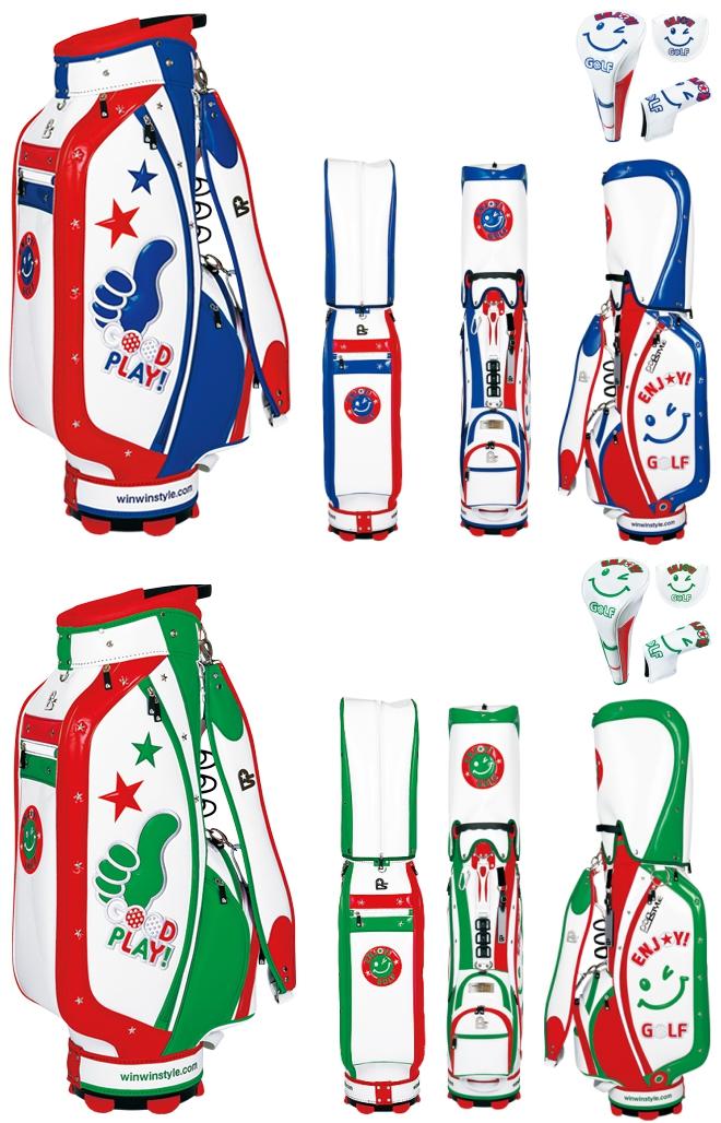 WinWin Style 2016 Enjoy Golf Limited Edition Caddy Bag