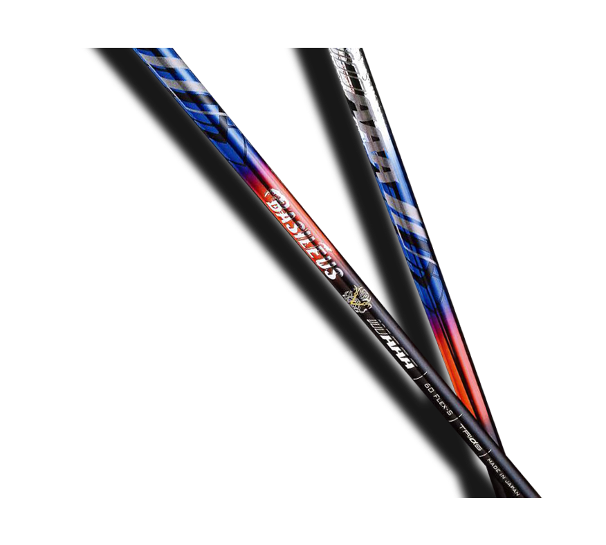 Basileus AAA 2018 Limited Model Shaft