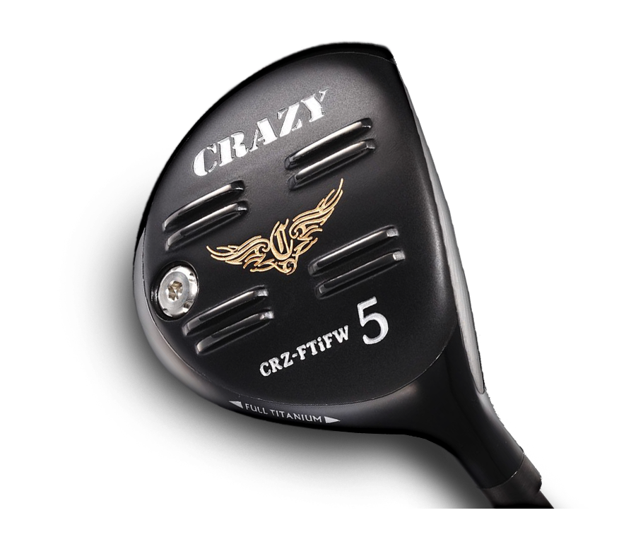Crazy CRZ Full Titan Fairway Wood
