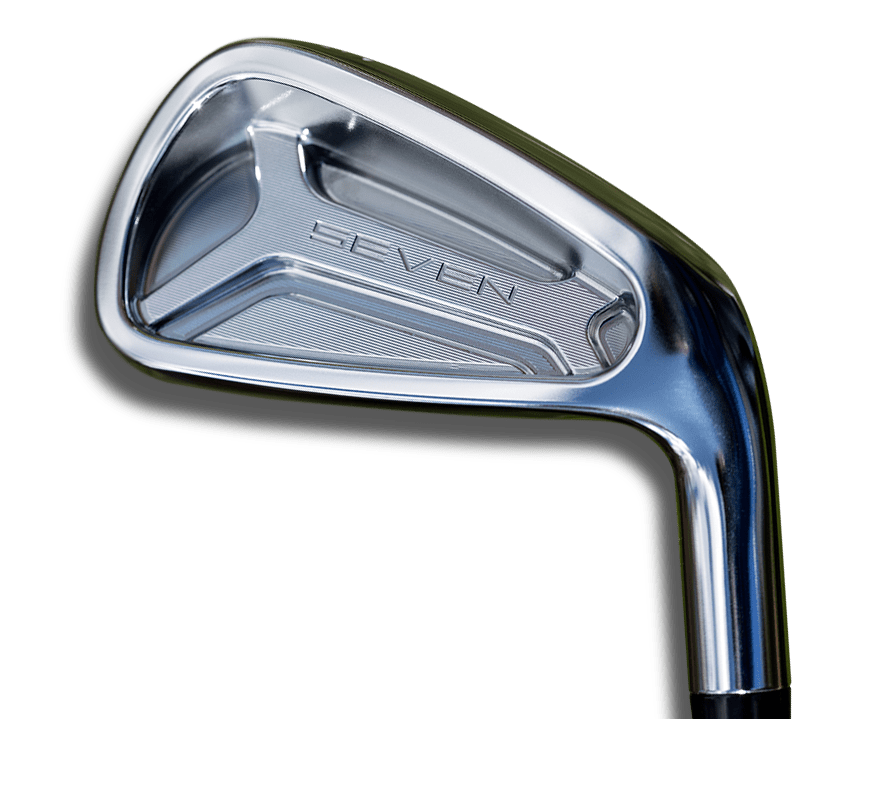 SEVEN MCB Irons 5-PW ( 6pcs )