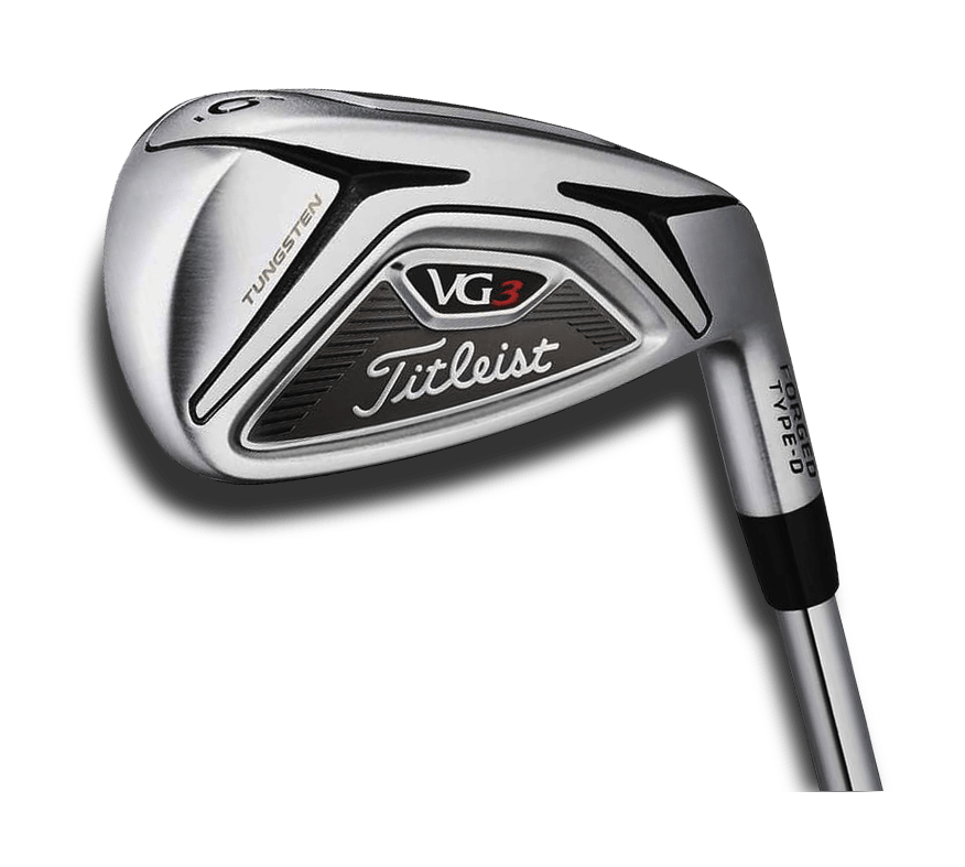 Titleist New VG3 Irons Type-D 6-PW ( 5pcs )