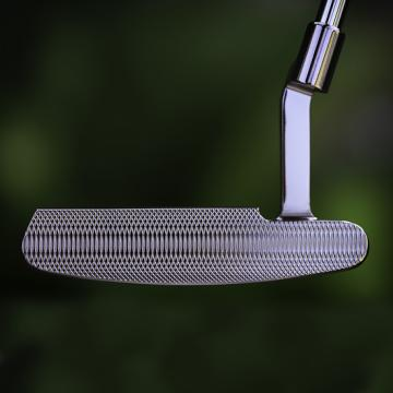 SEVEN Kyuzo.01 Black Mirror Putter
