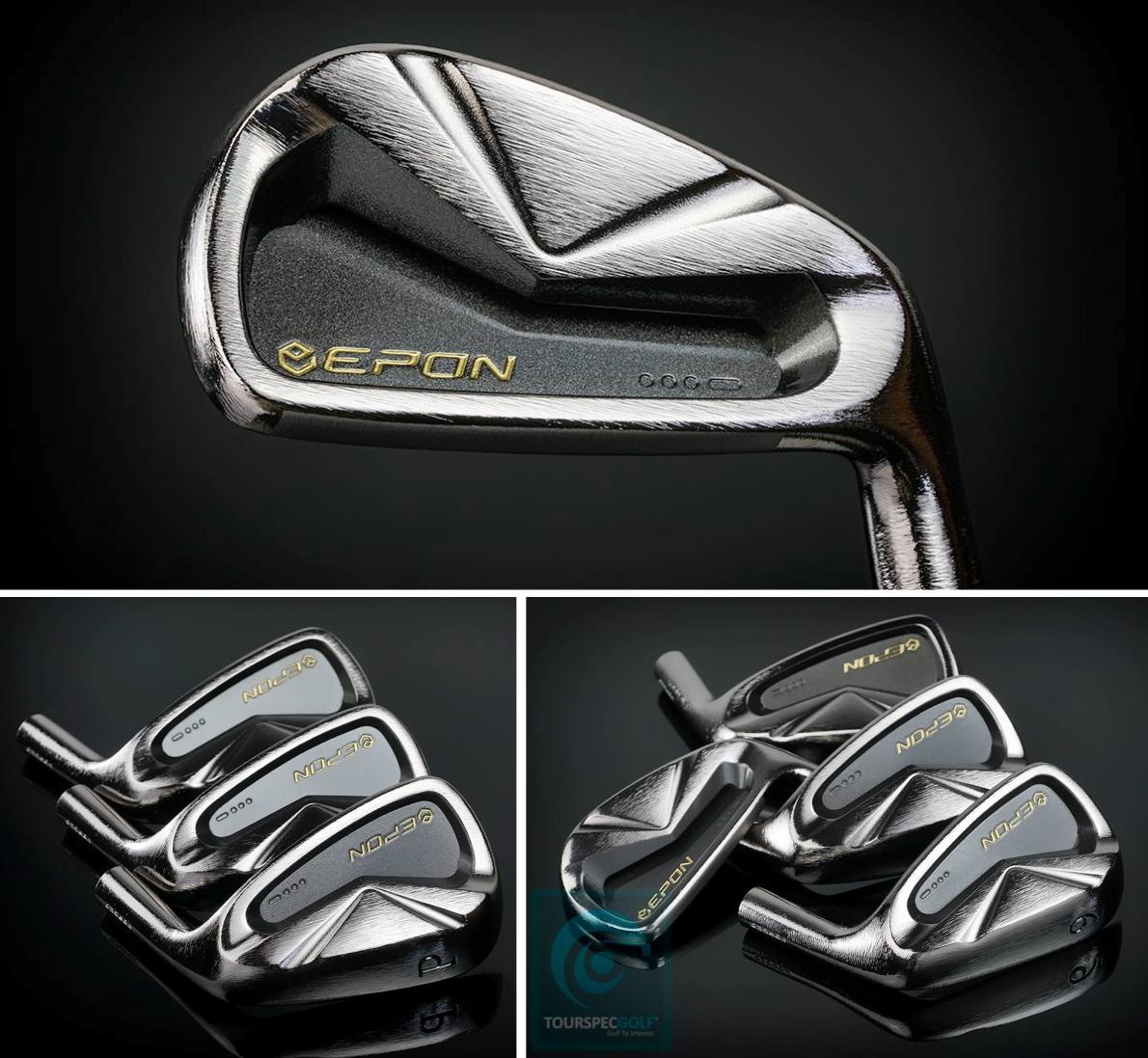 Epon P3 Irons 4-PW