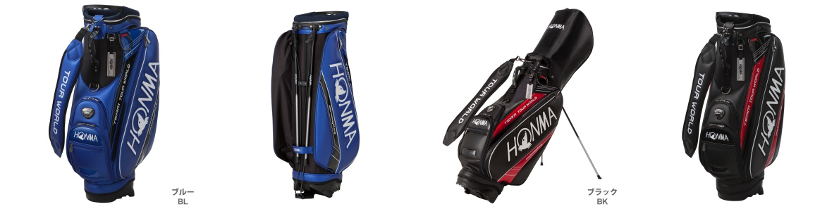 Honma CB-1702 Tour World Stand Bag