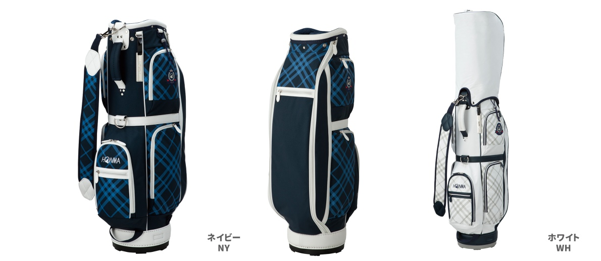 Honma CB-6703 Ladies Caddy Bag