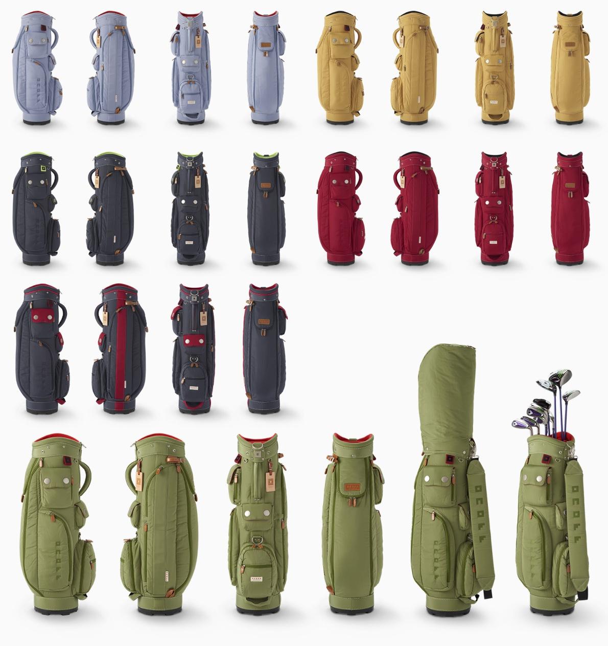 ONOFF Ladies Caddy Bag OB0717