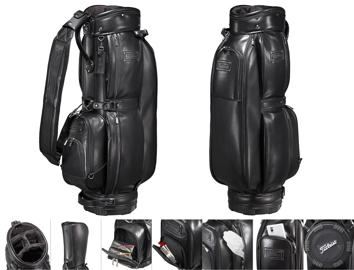 Titleist CB780 Black Limited Caddy Bag