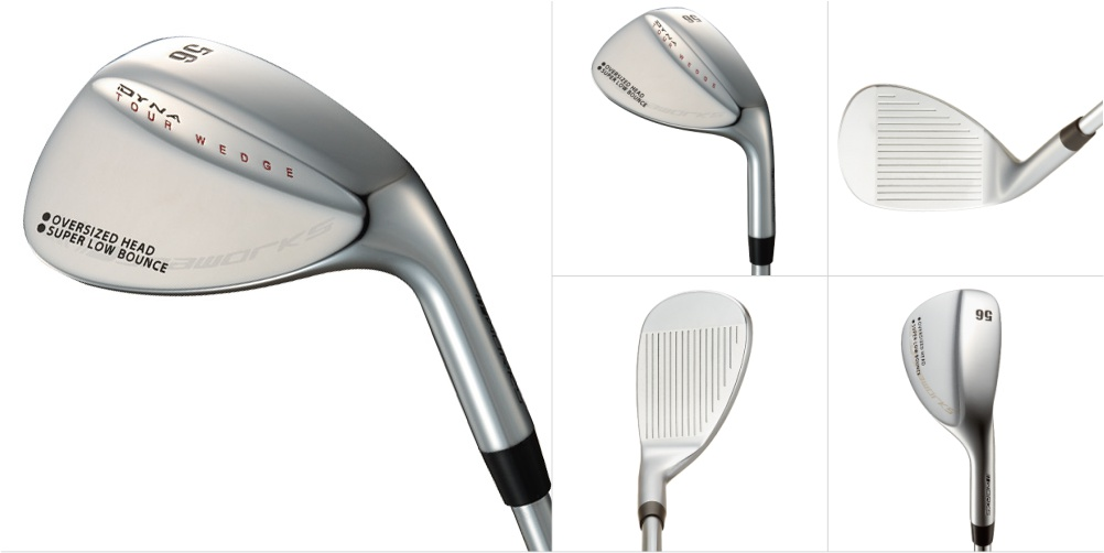 Works Golf Dyna Tour Wedge