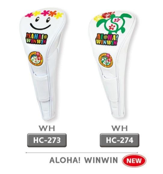 WinWin Style Aloha! Winwin Driver Head Cover
