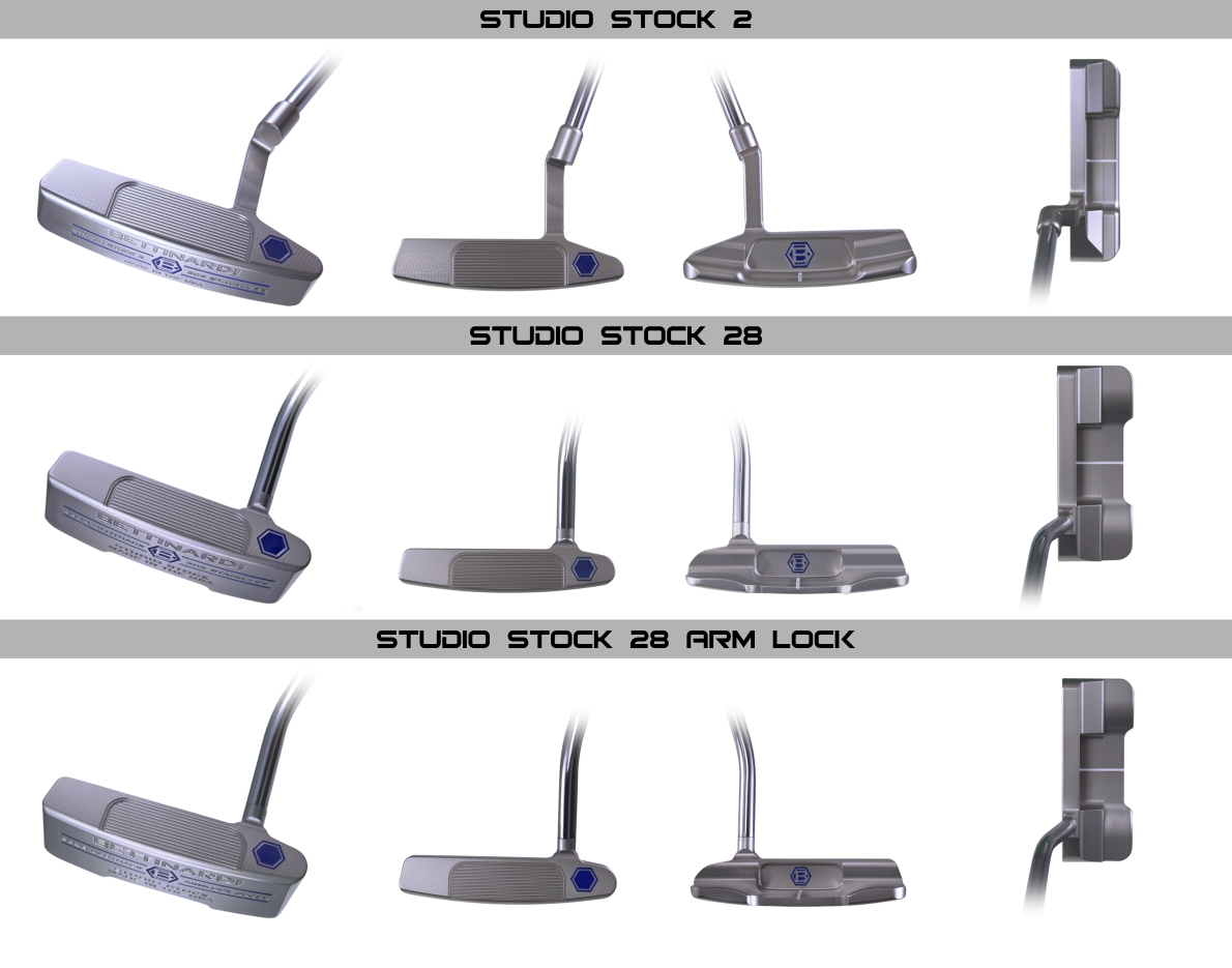 Bettinardi 2019 Studio Stock Series Putter