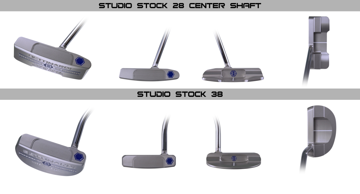 Bettinardi 2019 Studio Stock Series Putter image