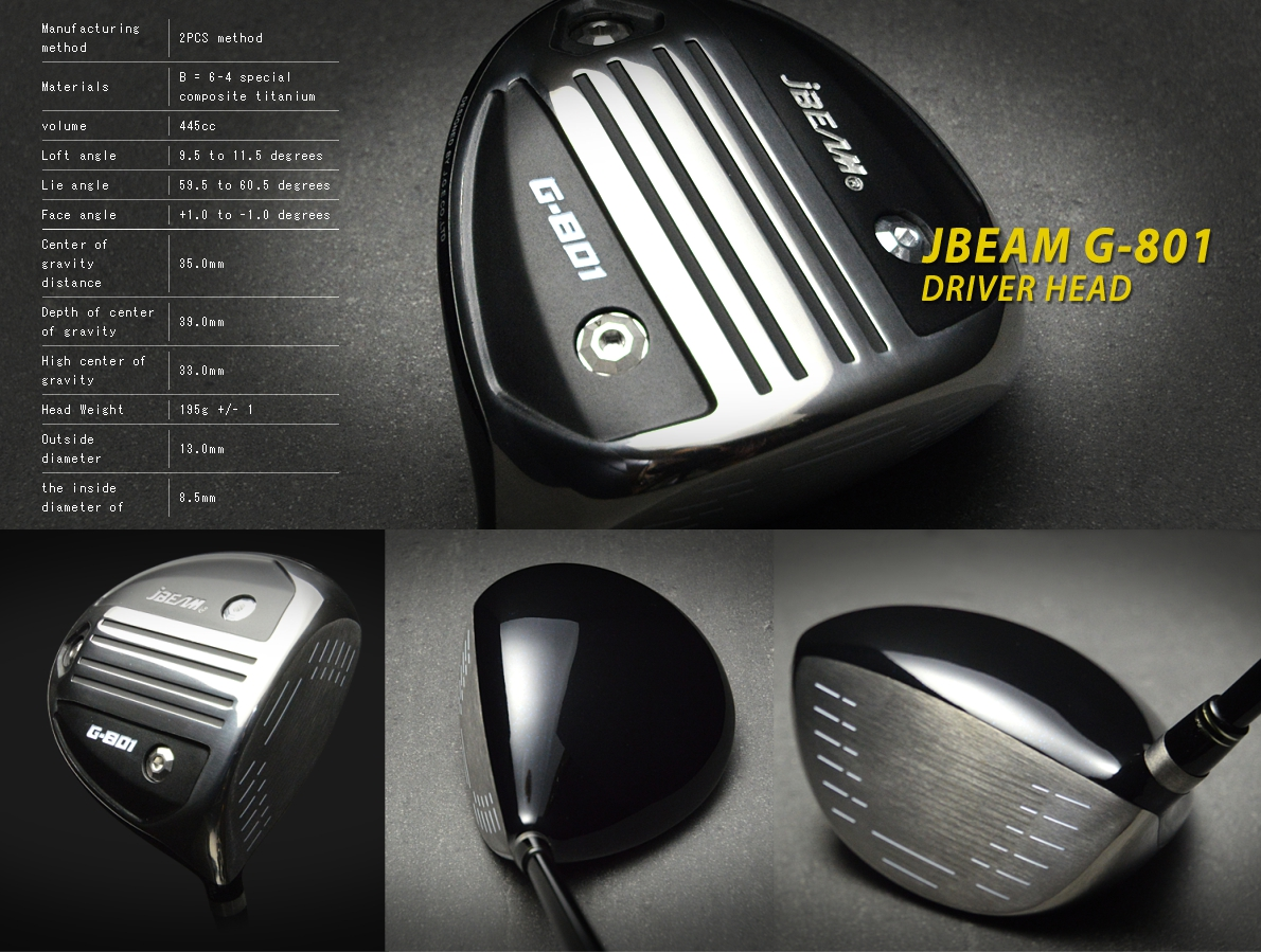 JBeam G-801 Driver