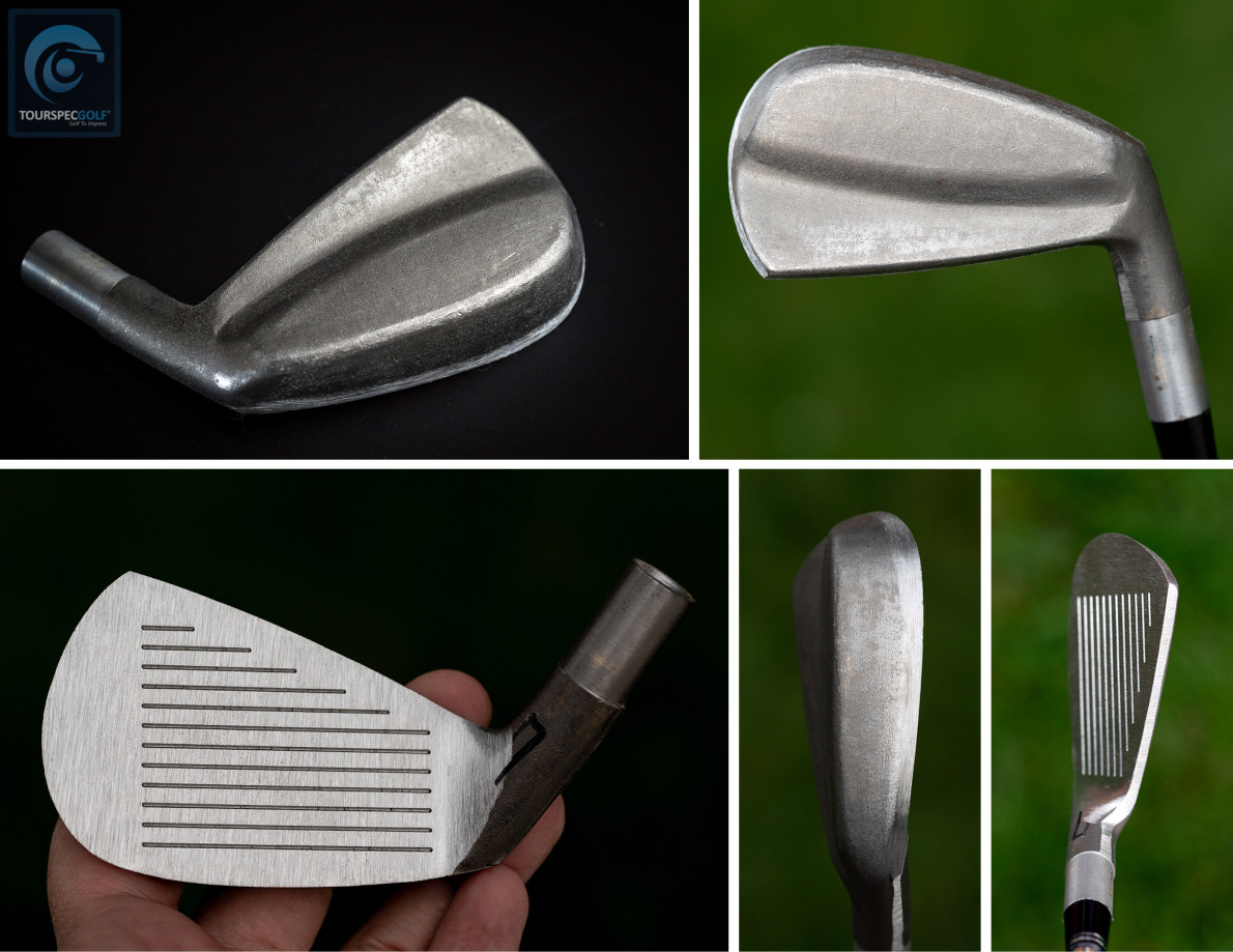 Kyoei Forged KCM Raw Iron
