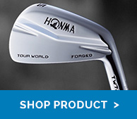 Honma Tour World TW727M Forged Irons Set
