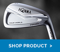 Honma Tour World TW727P Iron Set