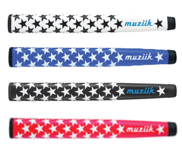 Muziik Stars Series Putter grip