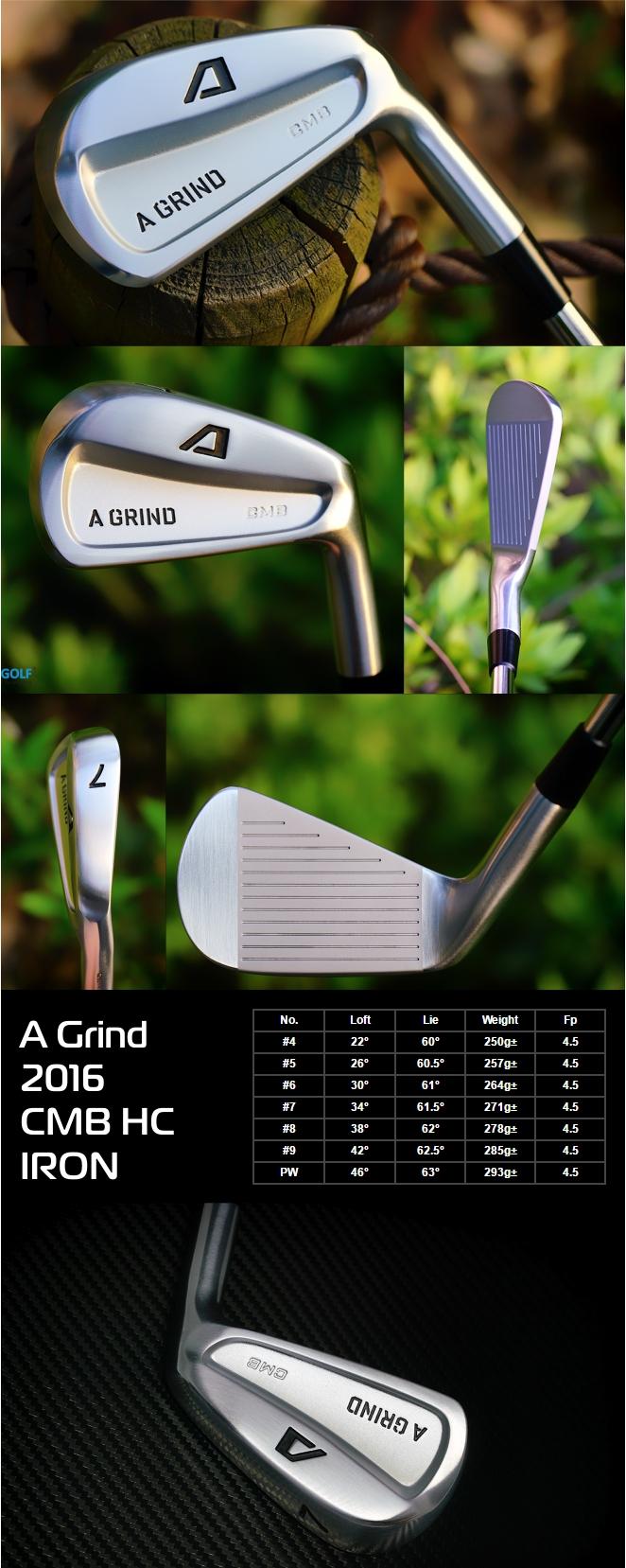 A-Grind 2016 CMB HC Iron