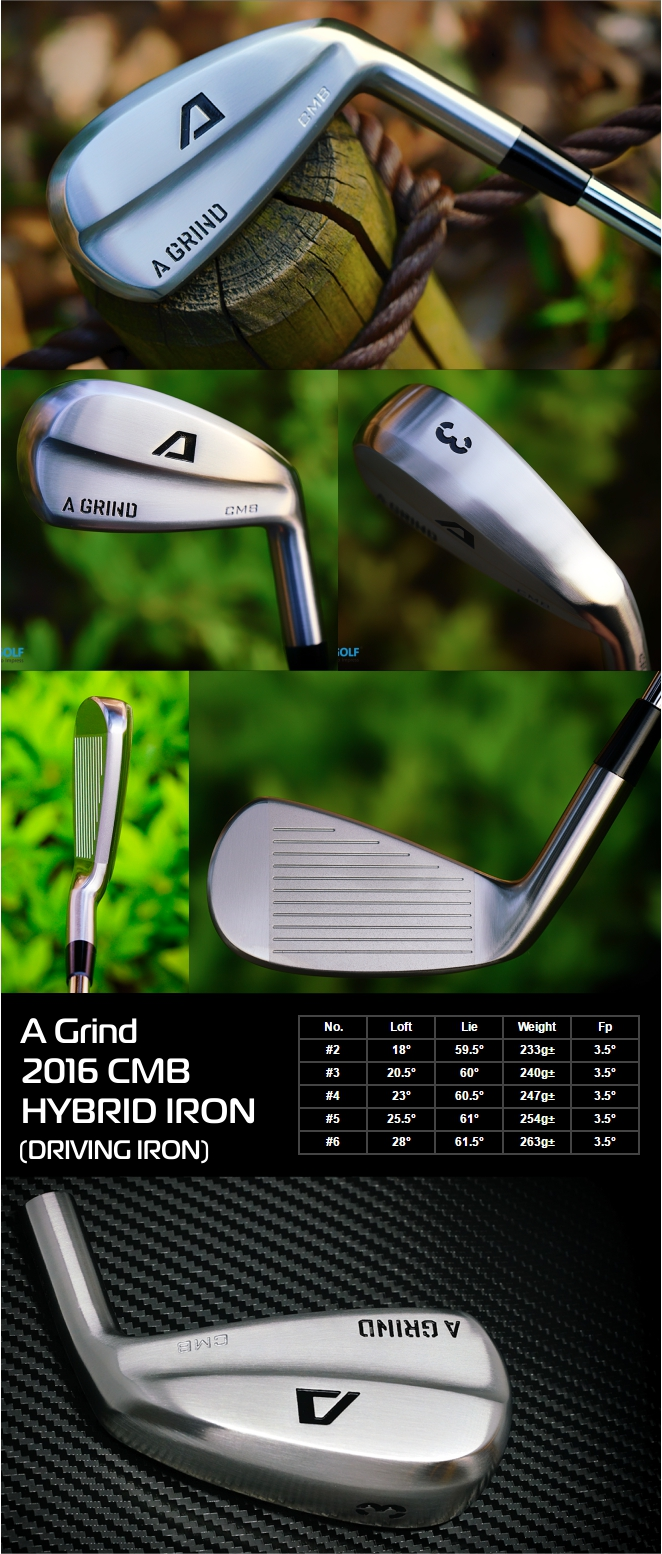 A-Grind 2016 CMB Iron